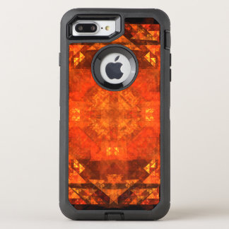 Segnung der abstrakten Kunst OtterBox Defender iPhone 7 Plus Hülle