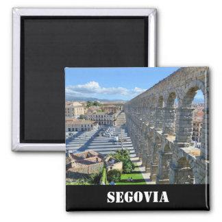 Segovia, Spanien Quadratischer Magnet