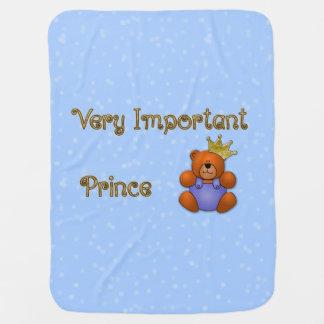 Sehr wichtige Prinzbabydecke Kinderwagendecke