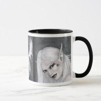 Seidene Faden-Tasse Tasse