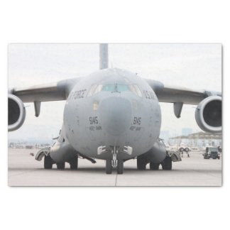 Seidenpapier C-17 Globemaster V2