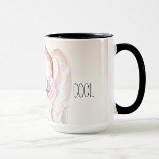 Seien Sie coole Tasse