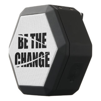 Seien Sie die Änderung Schwarze Bluetooth Lautsprecher