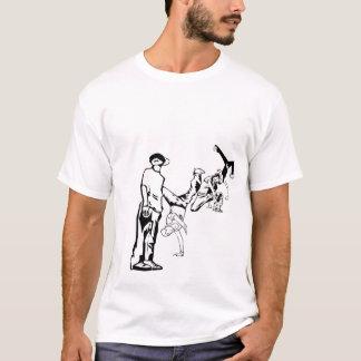 Seien Sie… (ein Breakdancer) T-Shirt