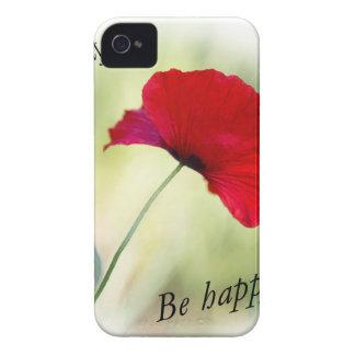 """""""Seien Sie glücklich! - Liebe sich… """" iPhone 4 Case-Mate Hüllen"""