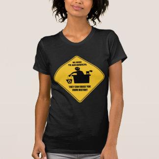Seien Sie Nizza zu den Archivaren T-Shirt