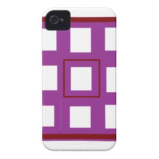 Seien Sie unterschiedlicher Kauf-verschiedene lila iPhone 4 Case-Mate Hülle