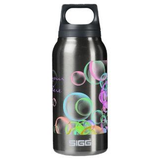 Seifenblasen Isolierte Flasche