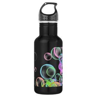 Seifenblasen Trinkflasche