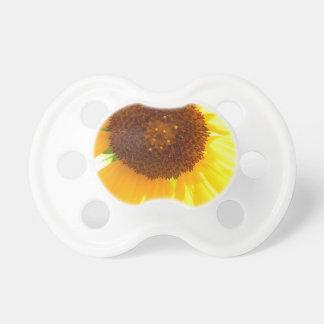 Sein eine Sonnenblume-Welt Schnuller