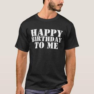 SEIN MEIN GEBURTSTAG T-Shirt