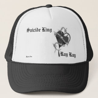 Selbstmord-König, Strahln-Strahl, Pyro.Inc Truckerkappe