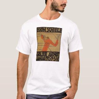 Selbstporträt Egon Schiele- als St. Sebastian T-Shirt