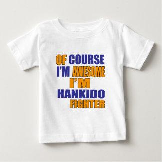 Selbstverständlich bin ich Hankido Kämpfer Baby T-shirt