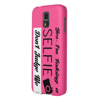 Selfie Samsung S5 Cover