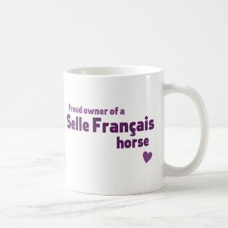 Selle Francais Kaffeetasse