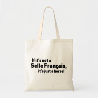 Selle Francais Pferd Tragetasche