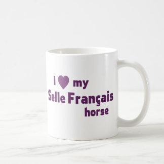 Selle Francais Tasse