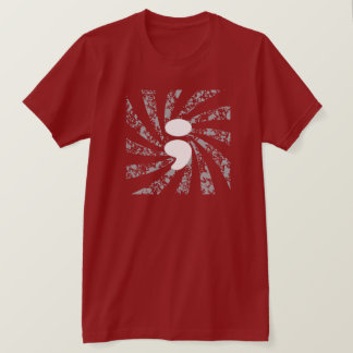 Semikolon auf Sonnestrahlen T-Shirt