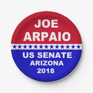 Senats-ArizonapapierTeller 2018 Joes Arpaio US Pappteller
