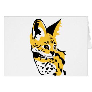 Serval Karte
