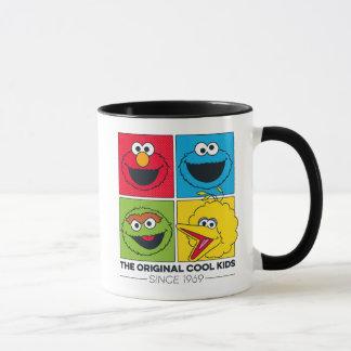 Sesam-Straße   die ursprünglichen coolen Kinder Tasse