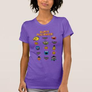 Sesame Street-Kumpel - glückliches Halloween! T-Shirt