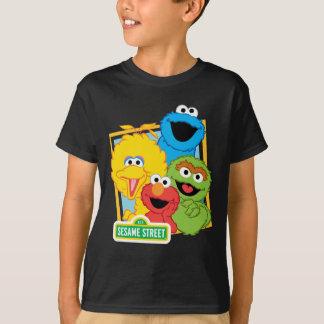 Sesame Street-Kumpel T-Shirt