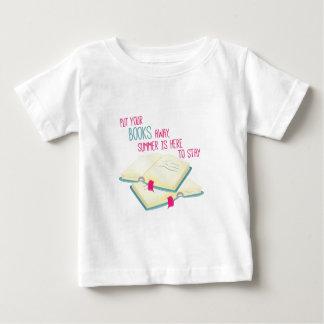 Setzen Sie die wegbücher Baby T-shirt