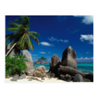 Seychellen, Mahe Insel, Anse Royale Strand Postkarte