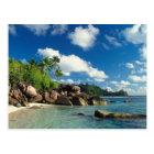 Seychellen, Mahe Insel, Lazare Bucht Postkarte
