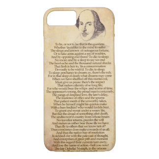 Shakespeare auf Ihrem iPhone - Hamlet iPhone 8/7 Hülle