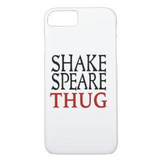 Shakespeare-Verbrecher iPhone 7 Fall iPhone 8/7 Hülle