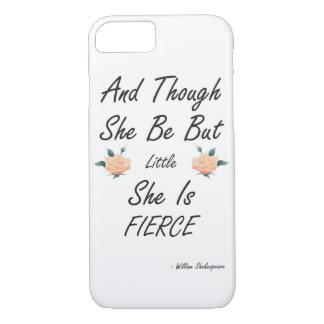 Shakespeare-Zitat iPhone 7 Fall iPhone 8/7 Hülle