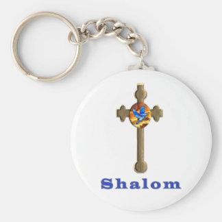 Shalom Geschenke Schlüsselanhänger