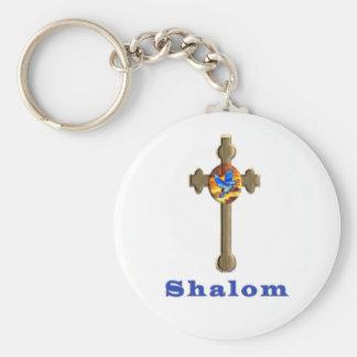 Shalom Kleidung und mehr Schlüsselanhänger