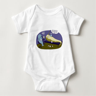 Shambolic Narwhal Baby Strampler
