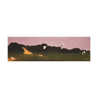 Sharon-Park 10 Leinwanddruck
