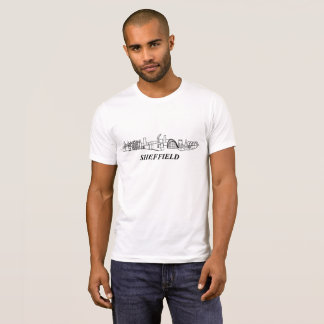 Sheffield-Stadt T-Shirt
