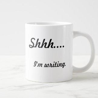 Shhh… Ich schreibe Tasse