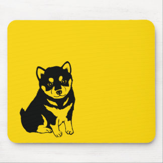 Shiba Inu chinesisches Hundejahr Mousepad 2018