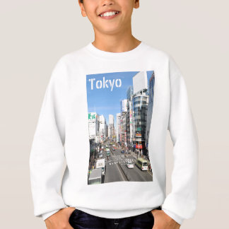 Shinjuku Bezirk in Tokyo, Japan Sweatshirt
