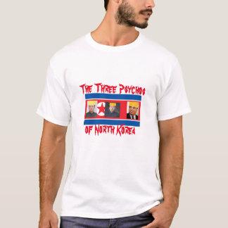 Shirt Kims Nordkorea Psychos