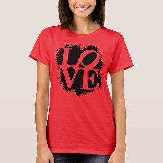 Shirt LiebeGraffitivalentines Tages