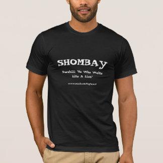 """Shombay - """"er, der geht wie ein Löwe """" T-Shirt"""