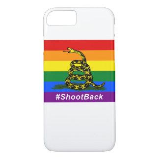 #ShootBack iPhone 7 Fall iPhone 8/7 Hülle