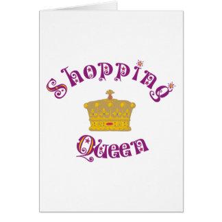 shopping Queen Karte