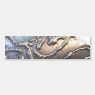 Sibelius Monument-Detail Autoaufkleber