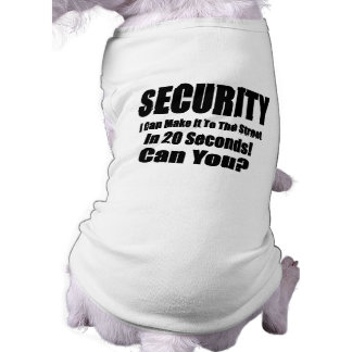 Sicherheit T-Shirt