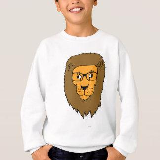 Sicherheits-Löwe Sweatshirt
